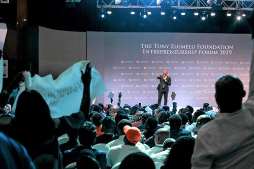 Tony Elumelu Foundation to open applications for the 2020 TEF Entrepreneurship Programme on January 1, 2020