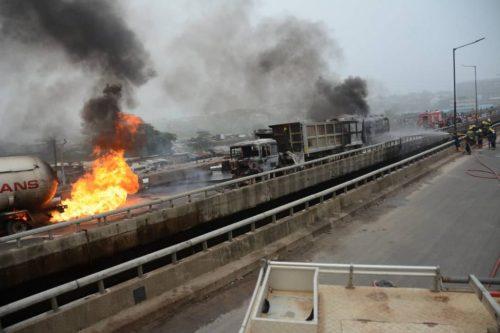 BREAKING: FG shuts Kara bridge along Lagos-Ibadan expressway