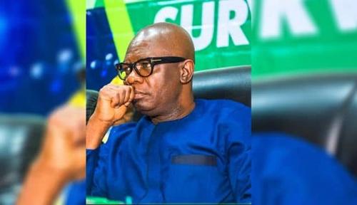 JUST IN: Ondo deputy gov dumps APC, joins PDP