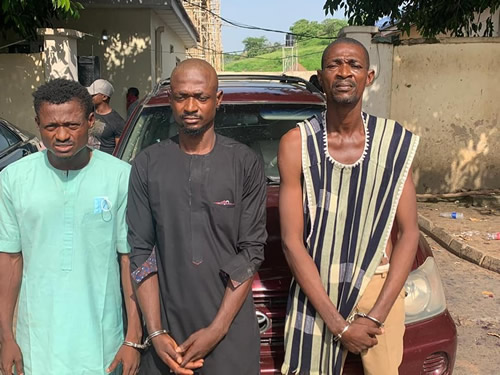 Three brothers allegedly kill mother of five in Abuja; arrested in Imo
