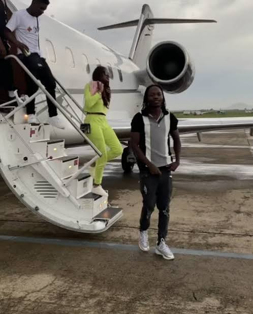 Naira Marley: Aviation Minister suspends Executive Jet Service, sanctions captain