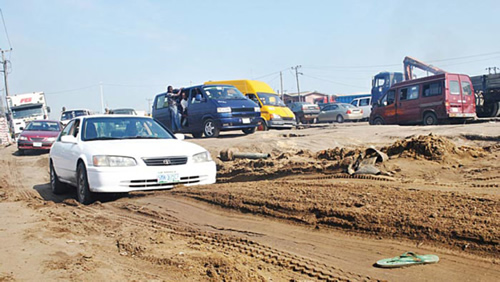 Badagry Expressway a 'national embarrassment, death trap', say Lagos lawmaker, residents