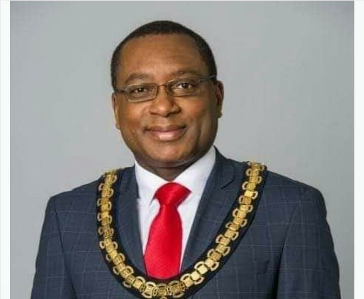 Anambra-born Charles Egbu becomes first black Vice Chancellor in U