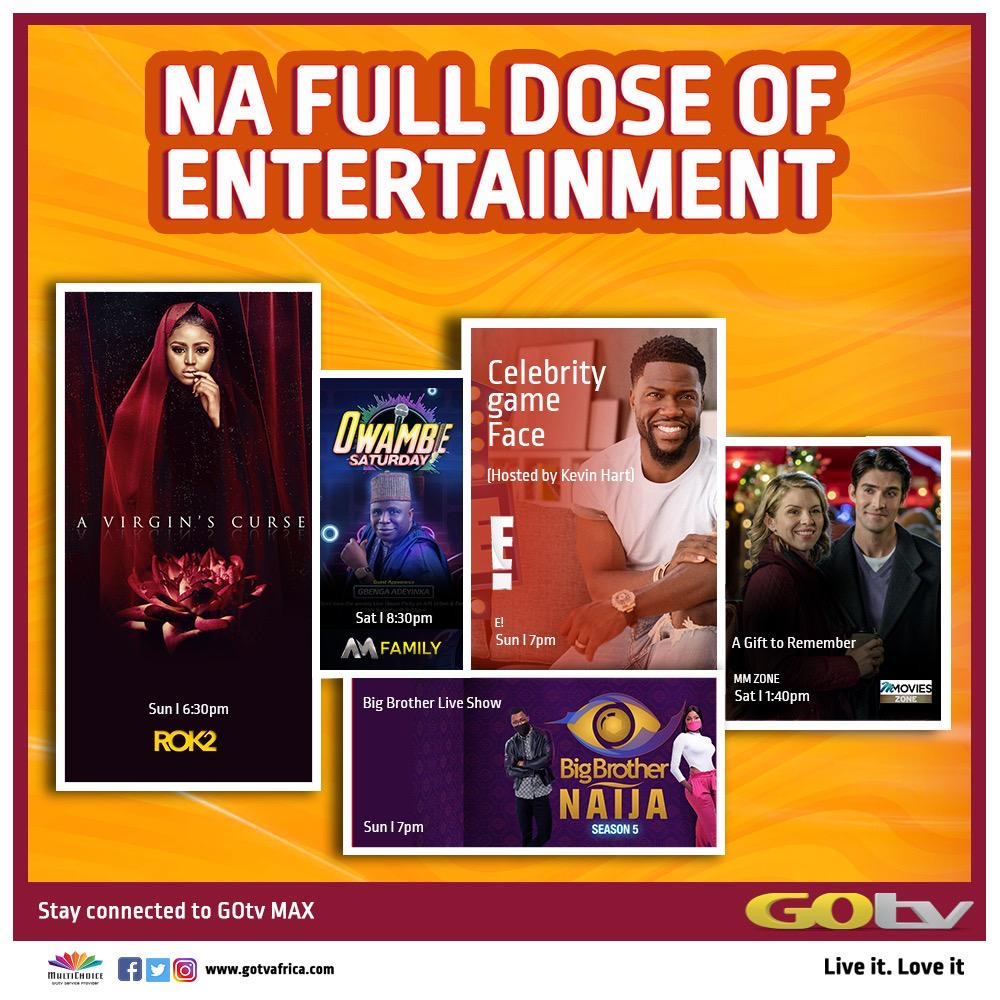 Which Of These Movies On GOtv Do You Consider Timeless?