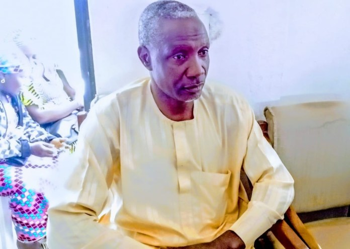 Ex-PDP Chairman charged with stealing laptop, tea condiments