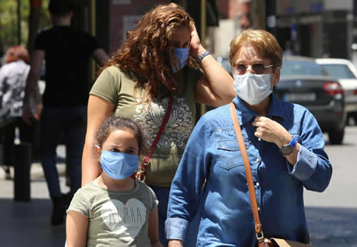 Children older than 11 years should wear masks – WHO