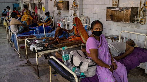 India's COVID-19 death toll now world's fourth highest
