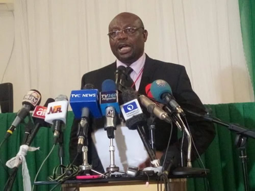 INEC: Political tension in Edo may lead to state of emergency
