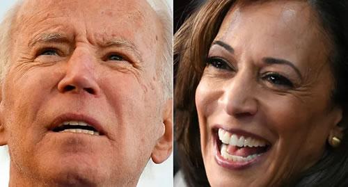 Breaking: Joe Biden Names Kamala Harris As Running Mate