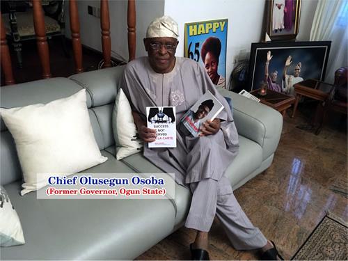 Osoba, Amaechi, Madubuko, others coverge as Azuh Arinze launches two new books