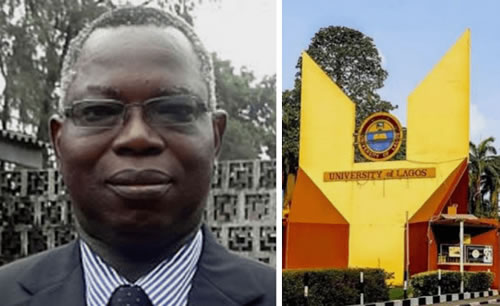 Prof Soyombo assumes office as UNILAG acting VC
