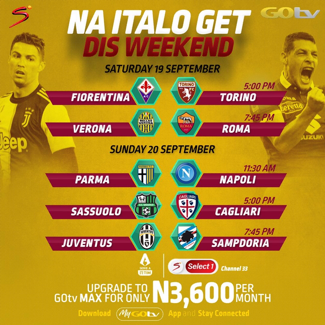 Get the best of Family Entertainment this Weekend with GOtv Jolli