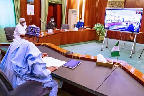 Again, Buhari challenges Kaduna indigenes on peace, harmony