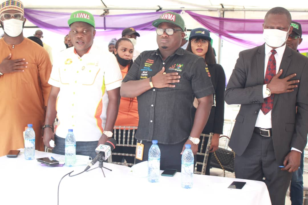 LAWMA Launches Badagry's First Recycling Plant - Janirak