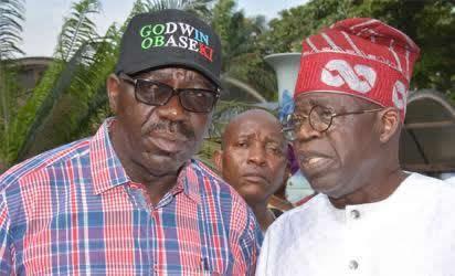 Oyegun to Tinubu: Edo people are wise, they'll make their choice