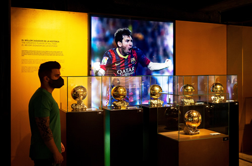Battle for Messi as La Liga New Football Season Returns live on SuperSport