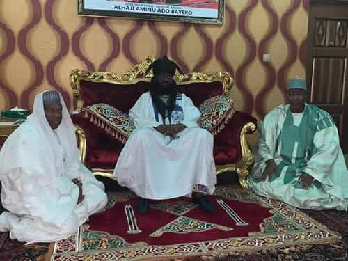 NCC Boss Visits Emir of Kano, calls for Peace