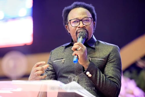 Prophet Joshua Iginla supports EndSARS protesters, advices Nigerian government