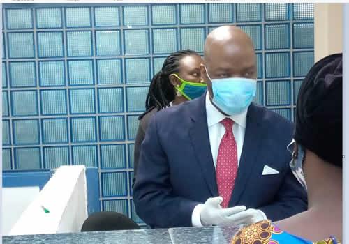 Ecobank MD celebrates customers' loyalty