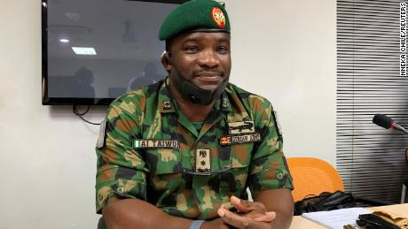 Judicial Panel: Army went to Lekki Tollgate with blank and live ammunition says General
