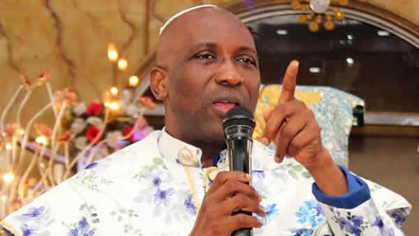 Primate Ayodele Reveals Popular Businessman That Supported His Church Building