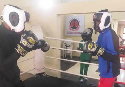 GOtv Boxing Night 22: Real One, Baby Face Storm Mojisola Ogunsanya Gym