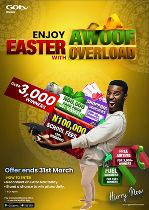 Hurry! 3 Rewarding Offers Gotv Customers Can Still Enjoy This March
