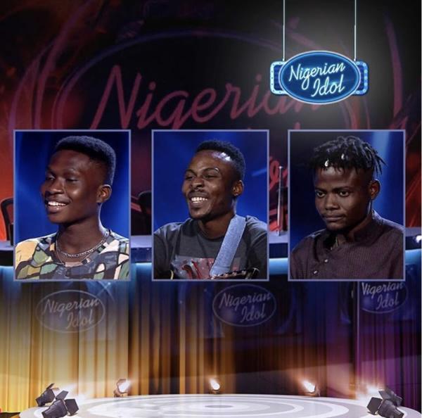 Nigerian Idol S6 kicks off to a roaring start with 13 Golden Tickets!