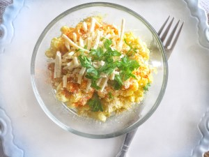 decadent vegan cheese sauce used for vegan mac n cheese