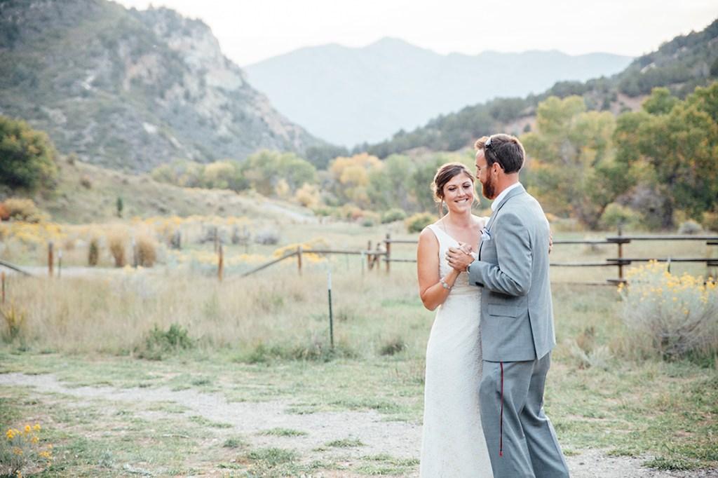 Wyoming wedding photography