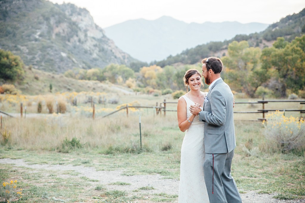 Wyoming wedding photography