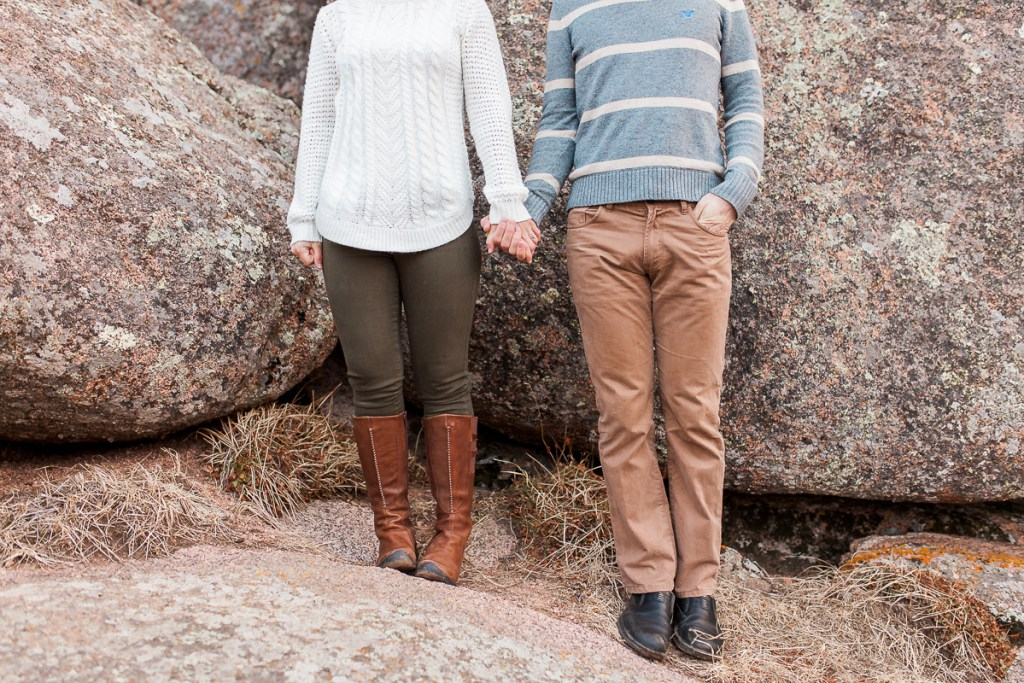 Engagement Portrait photography by Wyoming Wedding photographer, Megan Lee Photography