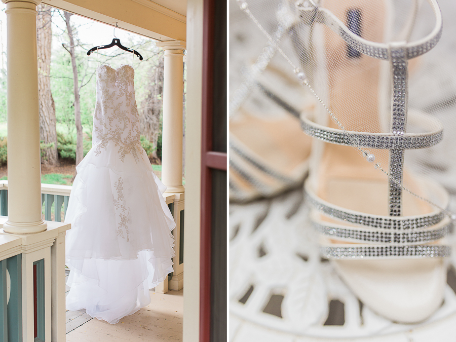So in love with this Maggie Sottero dress from Dora Grace Bridal.