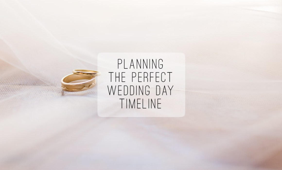 How To Plan The Perfect Wedding Day Timeline Megan Lee Photography