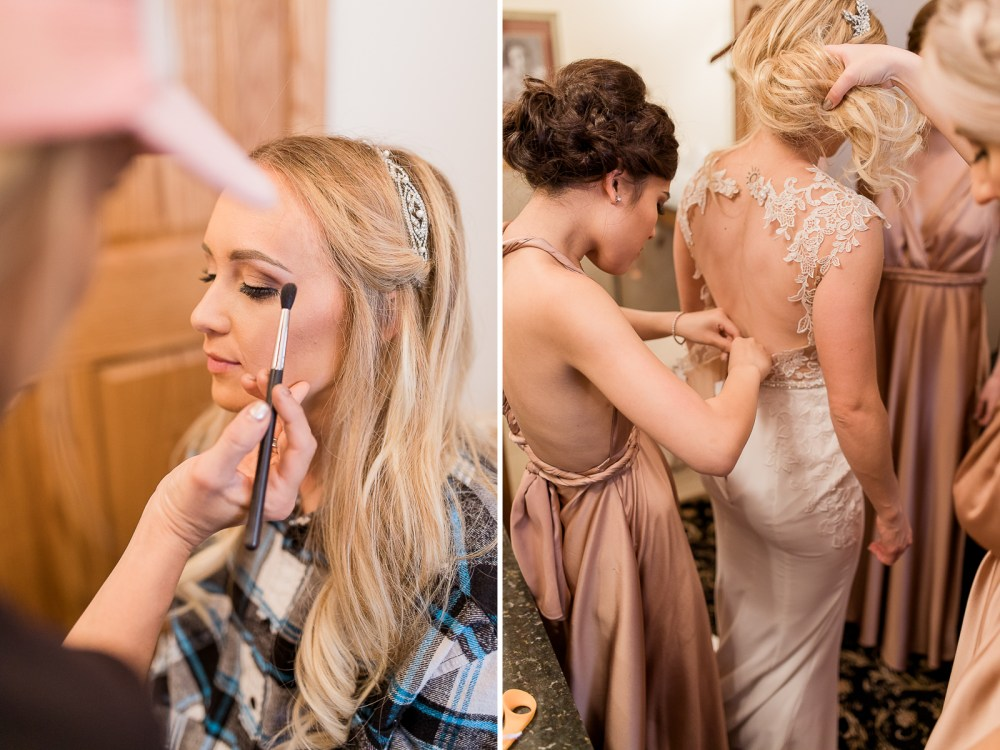 Ivinson Mansion Wedding in Downtown Laramie Wyoming by wedding photographer, Megan Lee photography.