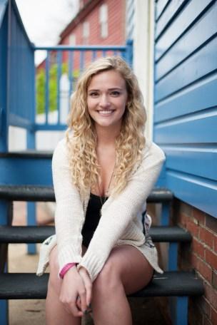 Senior Photo Annapolis