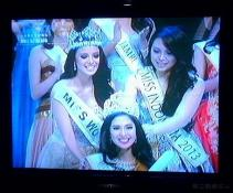 miss world megan young crowns miss indonesia 2014