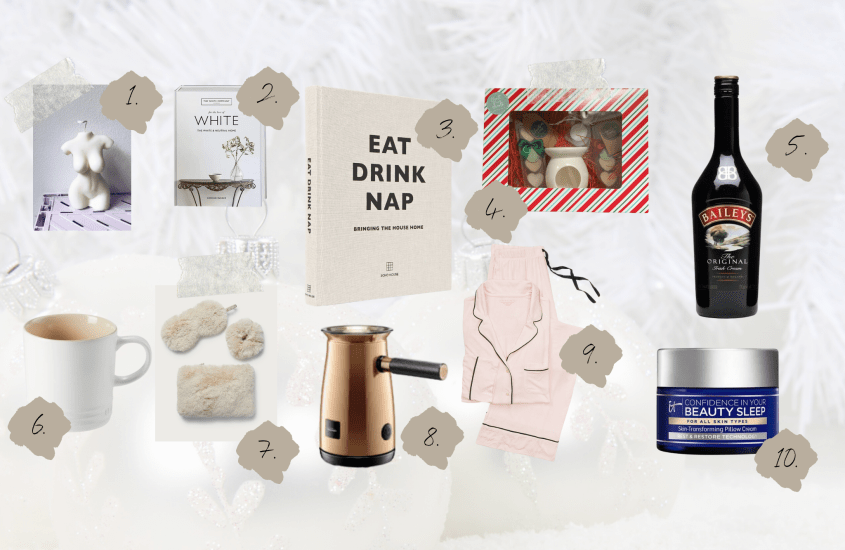 Gift Guide: The Home Body