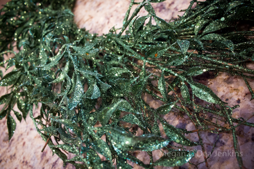 Holiday Wreath How-To (4/6)