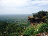 Up Prayer Mountain