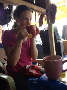 And then we stopped for some tea. Across from Koala in Osu, this lady has amazing mugs. Bring on the tea-sweats.