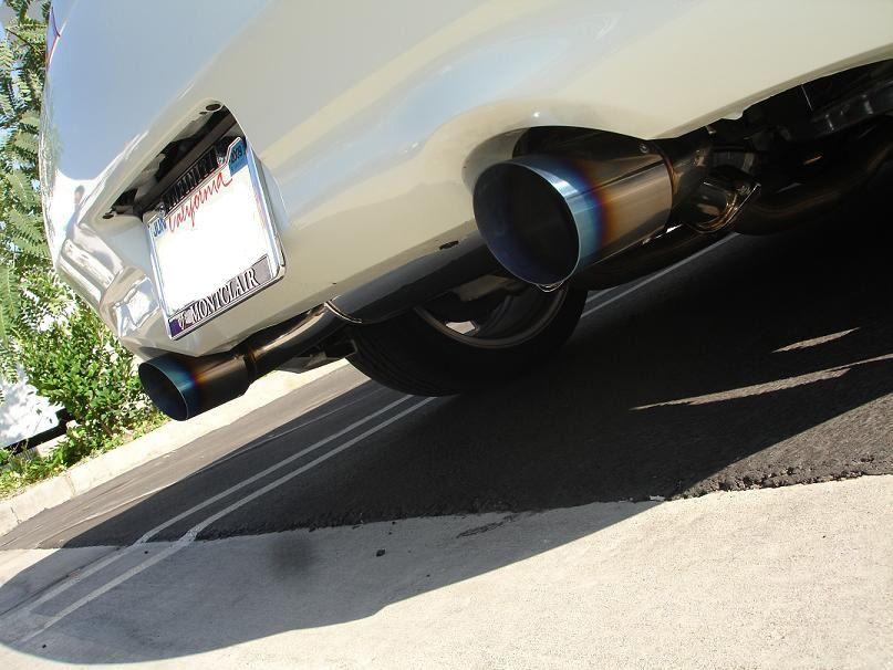megan racing blue titanium tip axle