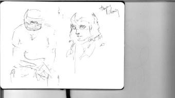 sketchbook paris 4