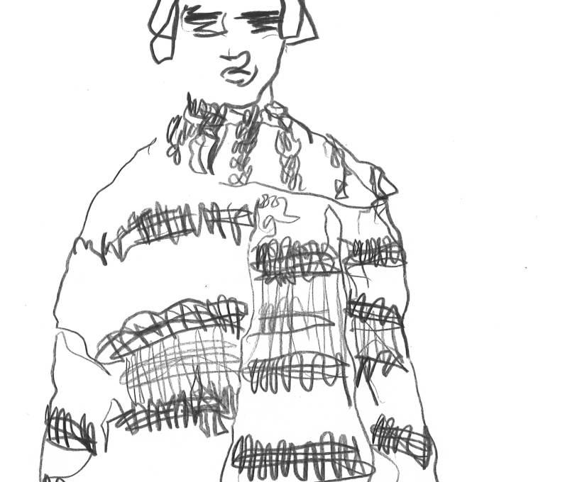 Looselines on loosesheets | Paris Fashion Week Mens AW19