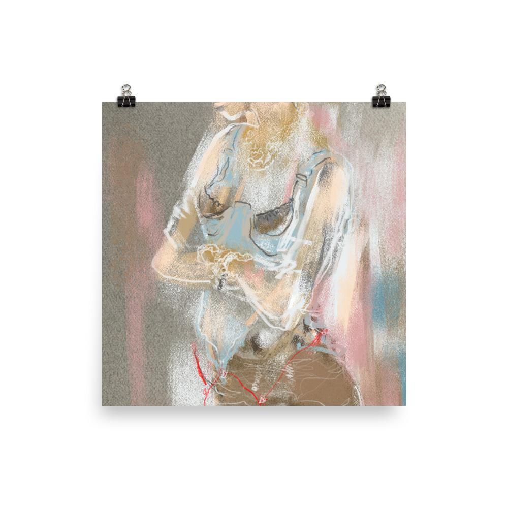 Charlotte Knowles – Art print