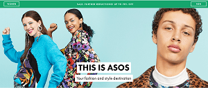 ASOS January Sale! Prices slashed by 70% Discount!
