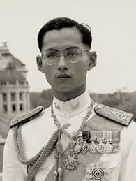 The youngKing Bhumipol Adulyadej of Thailand R.I.P.