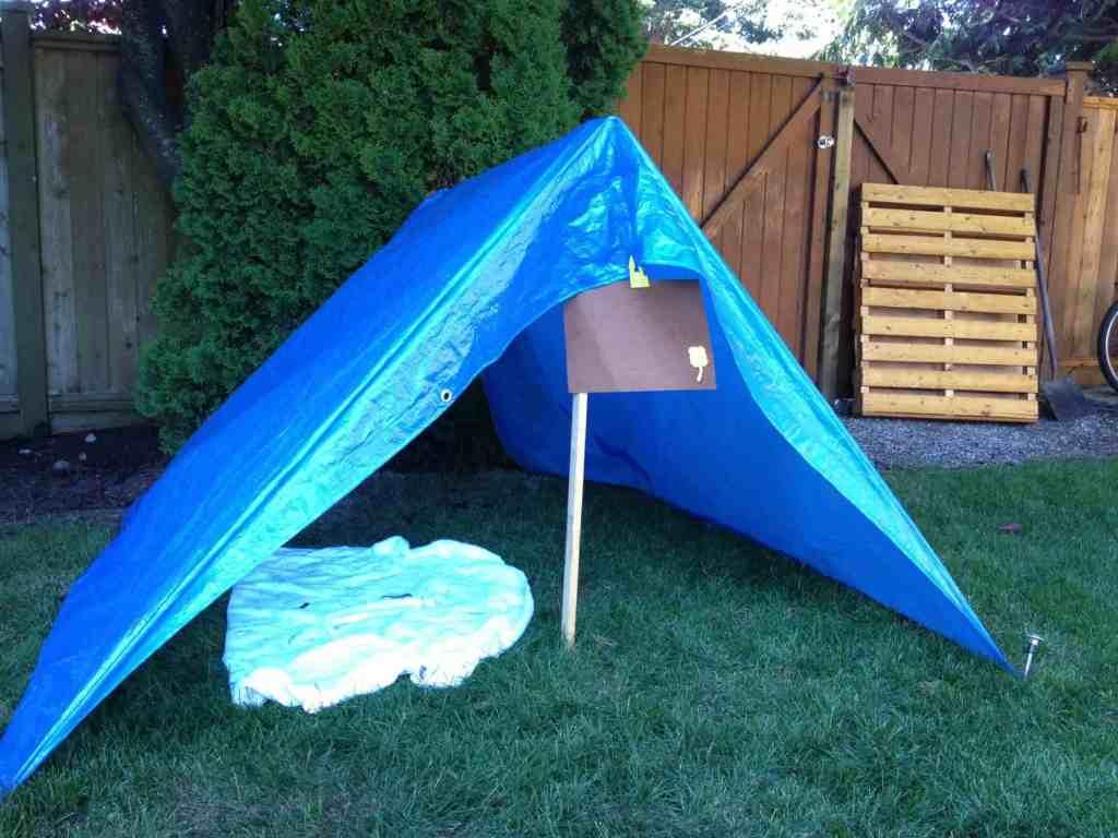 build a backyard