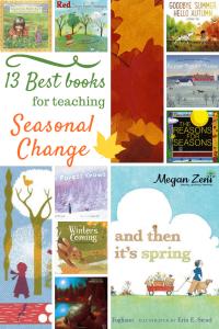 understanding seasonal change
