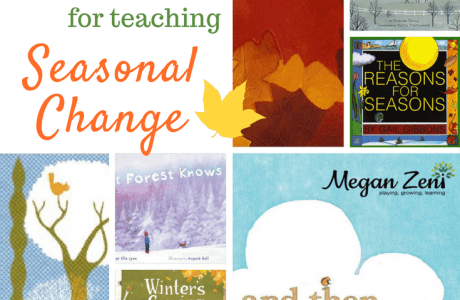 13 Best Picture Books for Understanding Seasonal Change in K-5